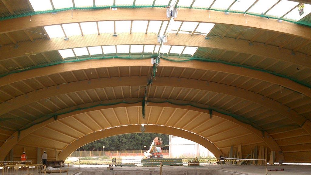 Obras cat 194 for Piscina municipal majadahonda